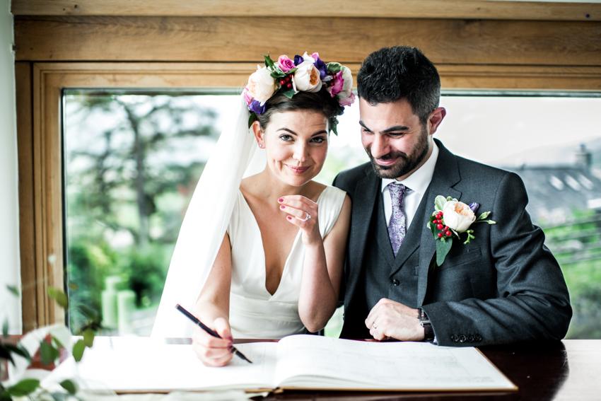 Bwyty Mawddach Wedding Photography