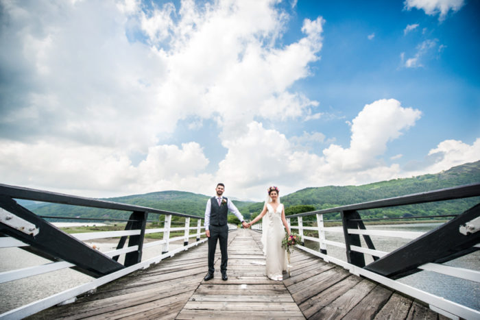 Mawddach Wedding Photography