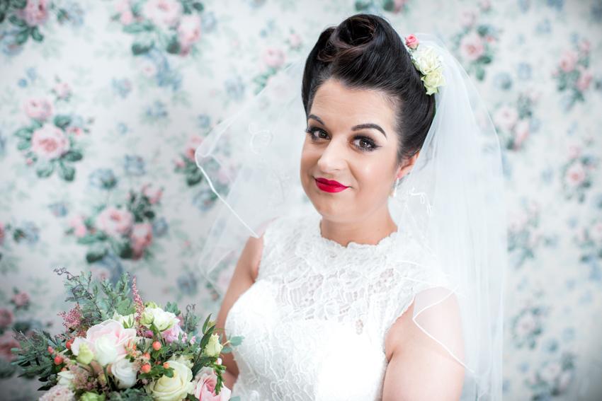 Sandon Hall Wedding Photography