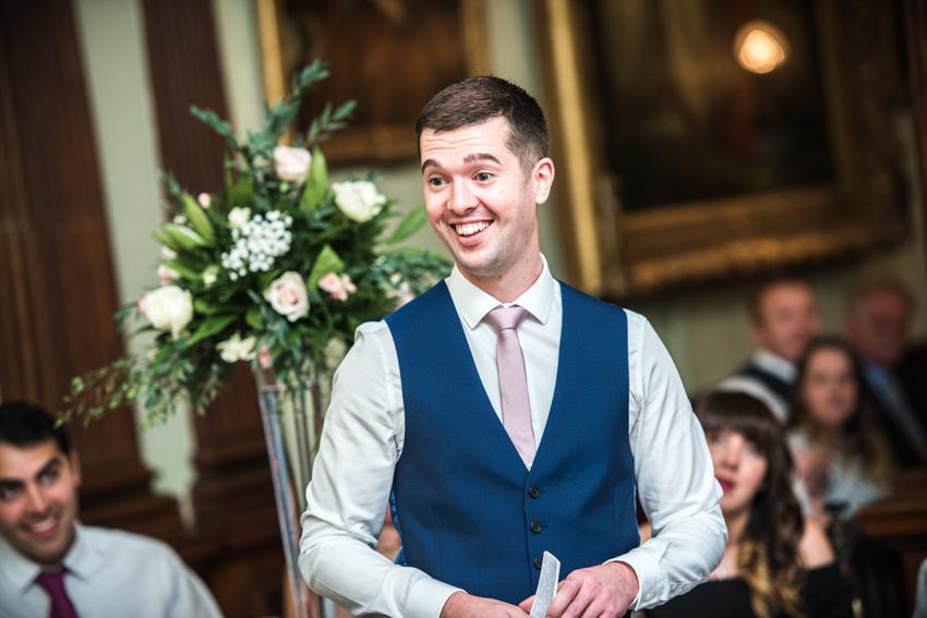 Sandon Hall Wedding Photography best wedding speech
